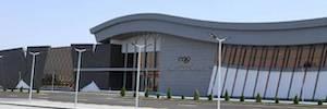 LDA Audio Tech apporte ses systèmes NEO au complexe sportif olympique de Goranboy