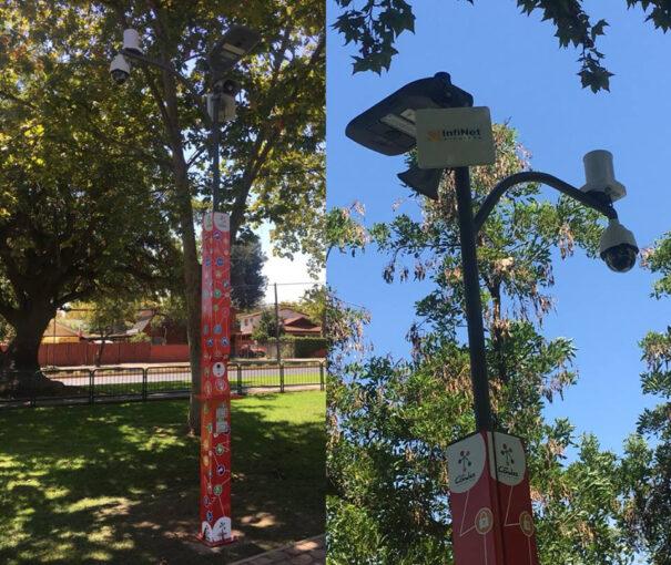 Infinet Wireless en Las Condes