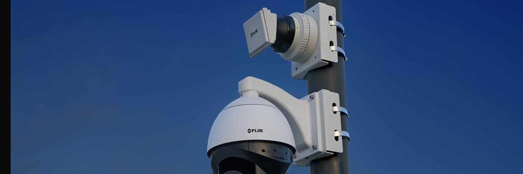 Flir Elara R y Triton FH: seguridad perimetral para infraestructuras críticas