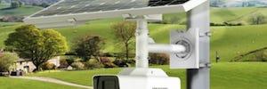 Hikvision presenta la cámara Solar 4G con tecnología ColorVu