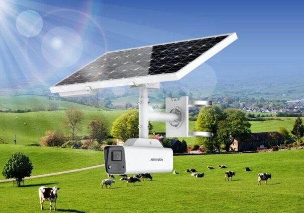 Hikvision Solar 4G