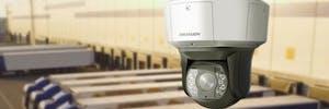 Hikvision développe une caméra PTZ avec radar intelligent 4 MP et zoom 40X