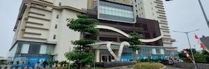 Vivotek обеспечивает комплексную безопасность индонезийского комплекса Vittoria Residence